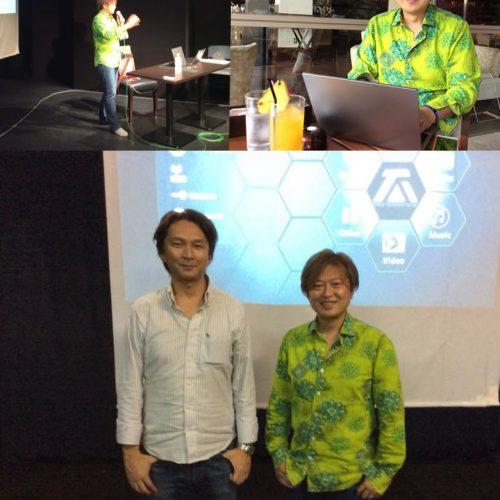Google講演会を主催